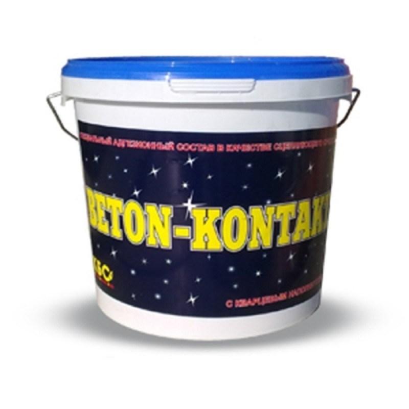 Бетоноконтакт 20 кг наливные полиуретановые полы спб