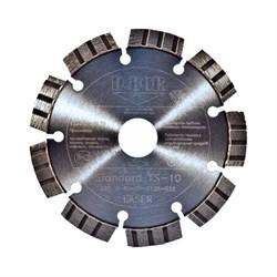Алмазный дискTS-10 Standard, d 125x2,2x22,23мм D.BOR - фото 10654