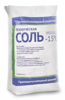 Соль техническая (дорожная) - фото 10667