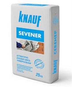Штукатурно-клеевая смесь КНАУФ-Севенер (25 кг) - фото 4701