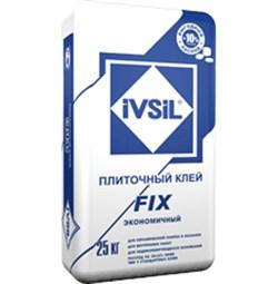 Плиточный клей IVSIL FIX (25 кг) - фото 4737