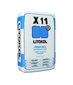 Клей плиточный Литокол X11 (25 кг) - фото 4743