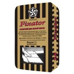 Клей для плитки РУСЕАН FIXATOR (25 кг) - фото 4749