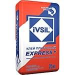 Клей плиточный быстротвердеющий IVSIL EXPRESS+ (25 кг) - фото 4750