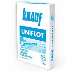 Шпаклевка Кнауф Унифлот (5 кг) - фото 4769