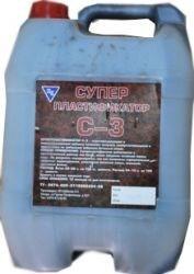 Пластификатор для строительных растворов С-3 (10л) - фото 4959