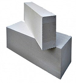 Пеноблок 250x600 толщина 5 см - фото 5008