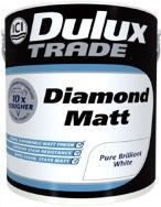 Dulux Diamond Matt Матовая краска (2,5л) - фото 5051