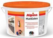 Alpina Mattlatex латексная (10л) - фото 5064