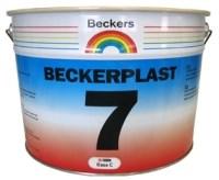 Beckers BeckerPlast 7 матовая (10л) - фото 5067