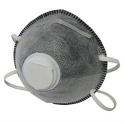 Маска малярная с угольным фильтром  - фото 5175