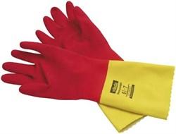Перчатки резиновые - фото 5180