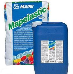 Гидроизоляция Mapelastic двухкомпонентный состав  А (24 кг) +В (8 кг) - фото 5250