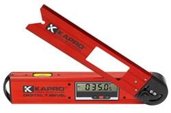 KAPRO электронный угломер,точный цифровой уровень и измеритель углов 992 - фото 5655