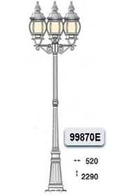 УЛИЧНЫЙ ФОНАРЬ ARCOLUX AMERICA II 99870E