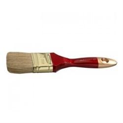 Кисть плоская STAYER UNIVERSAL-PROFI, натуральная щетина, деревянная ручка, 63мм
