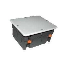 Коробка распаячная 100x100x45 мм для скрытой проводки (для гипсокартона)