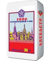 Алебастр Русеан (20 кг)