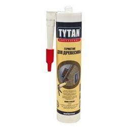 Герметик акриловый для древесины Tytan (Титан)  310мл  - фото 6176