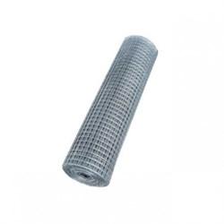Сетка штукатурная оцинкованная 20х20х1,2мм (1х25м) - фото 6244