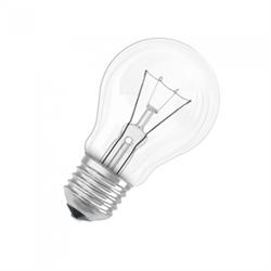 Лампа накаливания Е27 60 Вт 220В - фото 6356