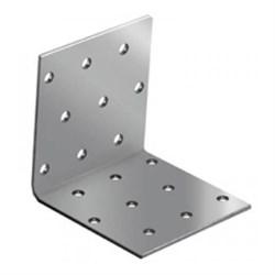 Уголок крепежный равносторонний KUR 50х50х80 - фото 6454