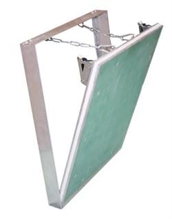 Съемный люк под плитку Т-34 Revizor 40х40 - фото 6559