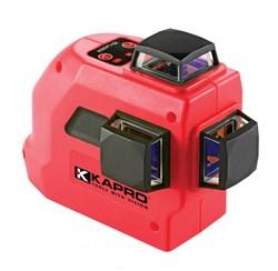 Уровень лазерный KAPRO 3D 883 - фото 6631