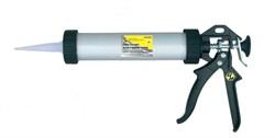 Пистолет для герметика закрытый корпус центроинструмент (310мл) 0512 - фото 6705