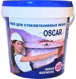 Клей Oscar для стеклообоев, сухой 400гр. - фото 7245