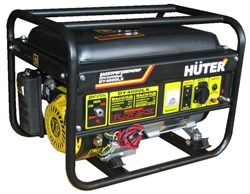 Электрогенератор HUTER DY5000L - фото 7564