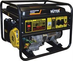 Электрогенератор HUTER DY6500L - фото 7566