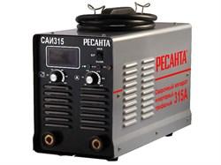 Сварочный аппарат инверторный РЕСАНТА САИ 315 3Ф - фото 7609