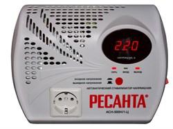 Стабилизатор напряжения РЕСАНТА ACH-500Н/1-Ц - фото 7660