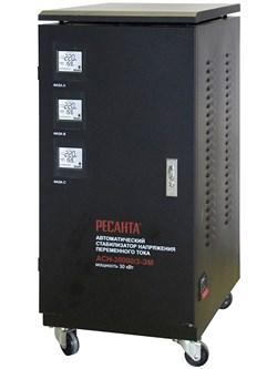 Трехфазный стабилизатор РЕСАНТА АСН-30000/З-ЭМ - фото 7741