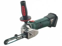 Аккумуляторный ленточный напильник Metabo на 18 вольт BF 18 LTX 90  (600321850) - фото 8711