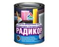 эмаль для радиаторов батарей отопления РАДИАТОР белая (0,9 кг)  - фото 8759