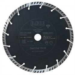 Алмазный диск TS-10 Fast Cut, d 125x2,2x22,23мм D.BOR - фото 8797