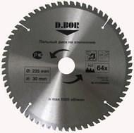 Пильный диск по алюминию Z42 d 150х20мм(16) D.BOR - фото 8809