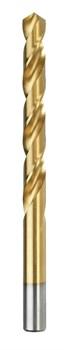 Сверла нитрид титана по металлу HSS-G Tin 10,5 мм D.BOR - фото 9230