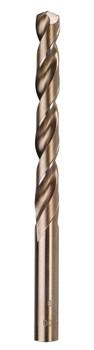 Сверла Cobalt по металлу HSS-Co 4,8 мм D.BOR - фото 9281