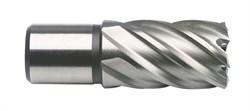 Сверло по металлу корончатое с хв. Weldon 19 мм (3/4'') D.BOR HSS-Co 20ммх30/55 - фото 9486