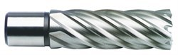 Сверло по металлу корончатое с хв. Weldon 19 мм (3/4'') D.BOR HSS-Co 40мм х 55/70 - фото 9528