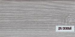 """Плинтус ПВХ IDEAL """"Альфа"""" Дуб северный 213 (45ммх2500мм) - фото 9563"""