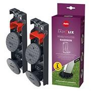 Комплект сменных насадок для сада и дачи Easy Clix Living Size L на ножки к стремянкам Hailo