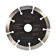 Алмазный диск S-10 ECO Line, d 125x2,0x22,23мм D.BOR