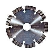 Алмазный дискTS-10 Standard, d 125x2,2x22,23мм D.BOR
