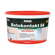 Грунтовка Бетоконтакт БК ПУФАС для внутренних работ (15 кг)