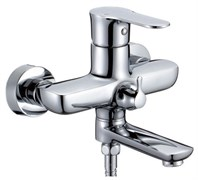 Смеситель для ванны GANZER FREDJ GZ 04031