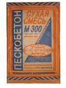 Пескобетон М-300 (40кг)